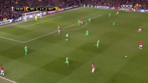 Manchester United St. Etienne goals and highlights