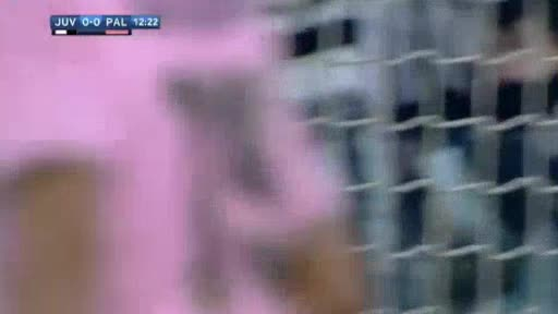 Juventus Palermo goals and highlights