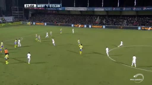 Westerlo Club Brugge goals and highlights
