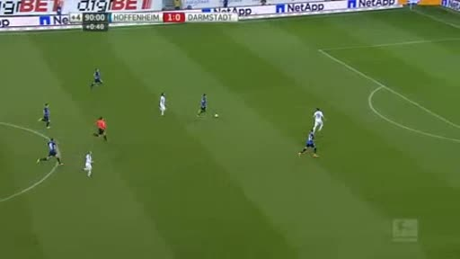 Hoffenheim Darmstadt 98 goals and highlights