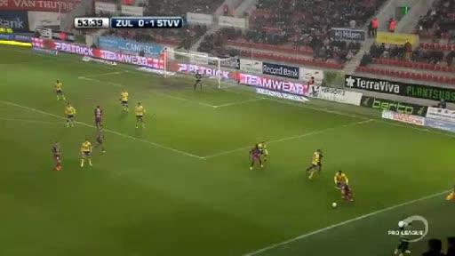 Waregem St. Truiden goals and highlights