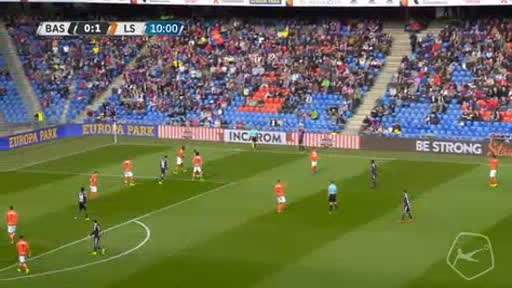 Basel Lausanne goals and highlights
