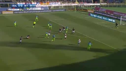 Bologna Inter goals and highlights