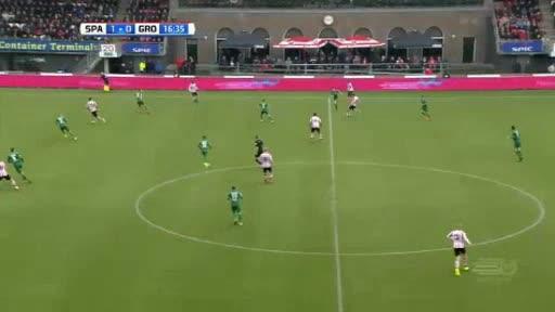 Sparta Rotterdam Groningen Goals And Highlights