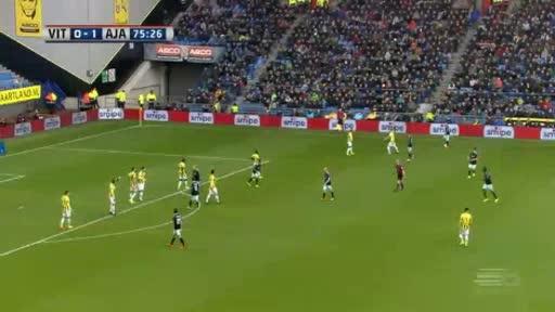 Vitesse Ajax Goals And Highlights