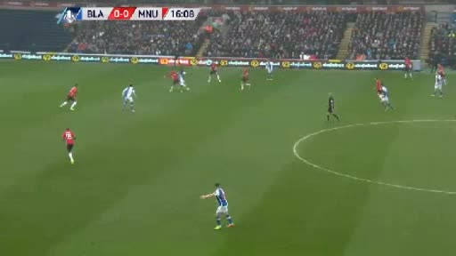 Blackburn Manchester United Goals And Highlights