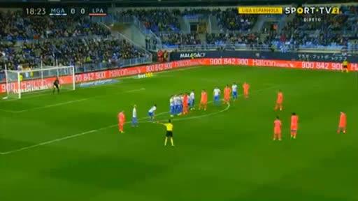 Malaga Las Palmas goals and highlights