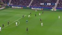 Marko Pjaca scores in the match FC Porto vs Juventus