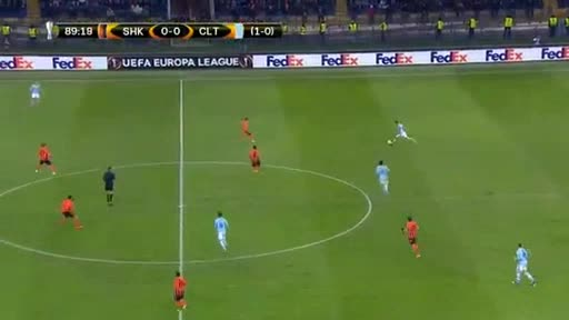 Shakhtar Donetsk Celta Vigo goals and highlights