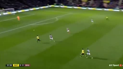 Watford West Ham goals and highlights