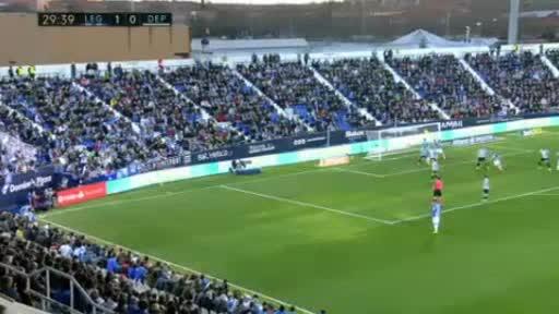 Leganes Deportivo La Coruna goals and highlights