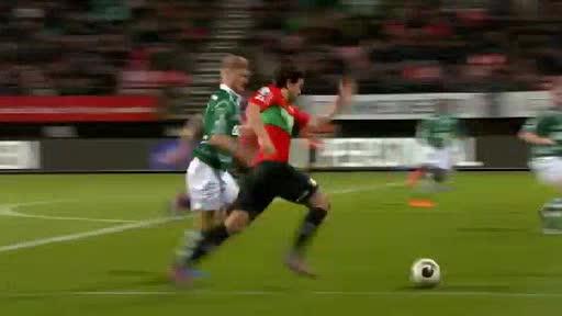 Nijmegen Sparta Rotterdam goals and highlights