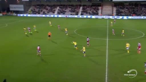 Kortrijk Waasland goals and highlights