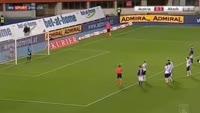 Video from the match Austria Vienna vs Altach