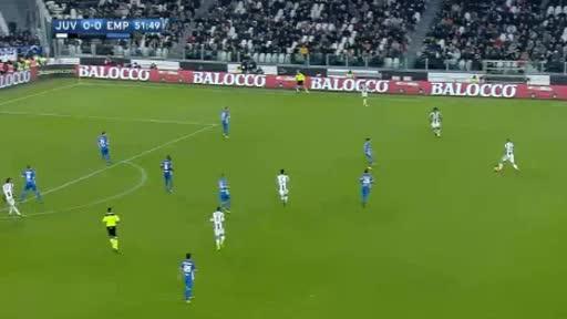 Juventus Empoli goals and highlights