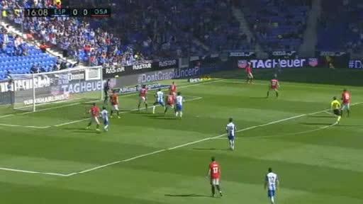 Espanyol Osasuna goals and highlights