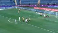 Mustafa Pektemek scores in the match Osmanlispor FK vs Basaksehir