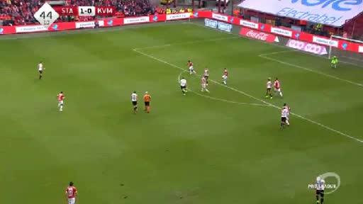 Standard Liege Mechelen goals and highlights