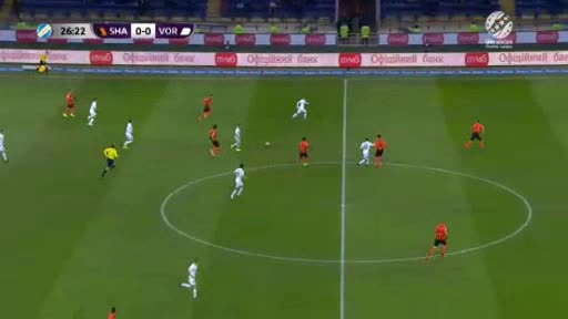 Shakhtar Donetsk Vorskla goals and highlights