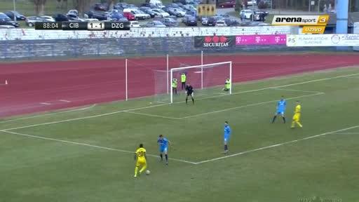 Cibalia Dinamo Zagreb goals and highlights