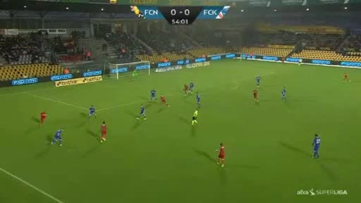 Nordsjaelland FC Copenhagen goals and highlights