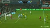Christian Norgaard scores in the match Sonderjyske vs Brondby