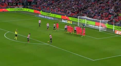Ath. Bilbao Granada goals and highlights