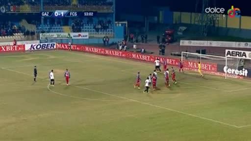 Gaz Metan Medias Steaua Bucharest goals and highlights