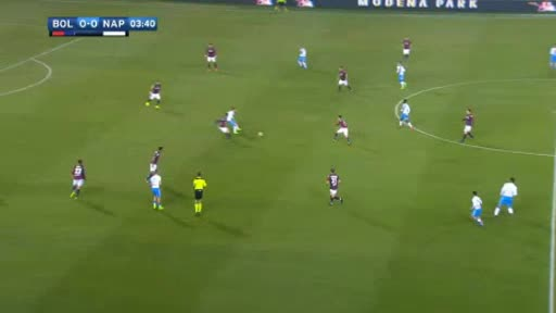 Bologna Napoli goals and highlights