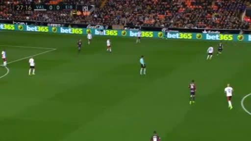 Valencia Eibar goals and highlights