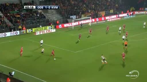 Oostende Mechelen goals and highlights