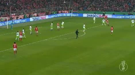 Bayern Munich Wolfsburg goals and highlights