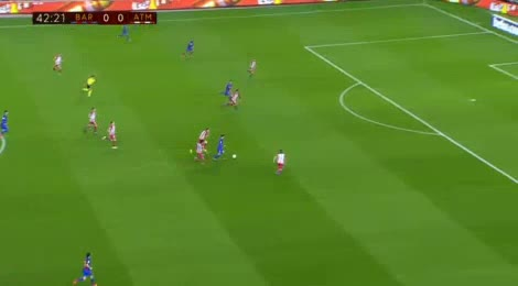 Barcelona Atletico Madrid goals and highlights