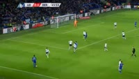 Andy King scores in the match Leicester vs Derby