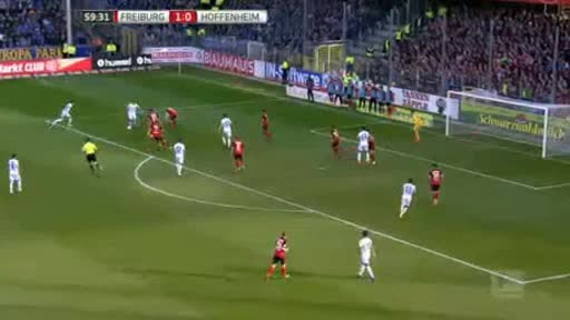 Freiburg Hoffenheim goals and highlights
