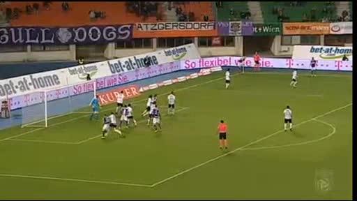 Austria Wien AC Wolfsberger goals and highlights