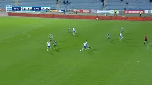 Iraklis Panathinaikos goals and highlights
