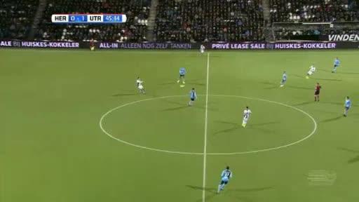 Heracles Utrecht goals and highlights