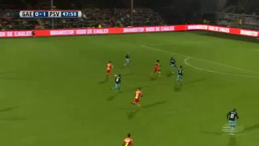 G.A. Eagles PSV goals and highlights