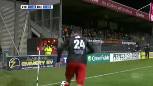 Excelsior Heerenveen goals and highlights
