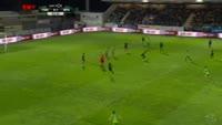 Jhon Murillo scores in the match Tondela vs Sporting Lisbon