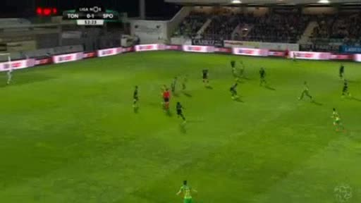 Tondela Sporting Lisbon goals and highlights