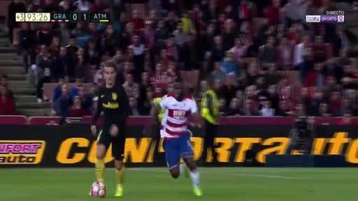 Granada Atletico Madrid goals and highlights