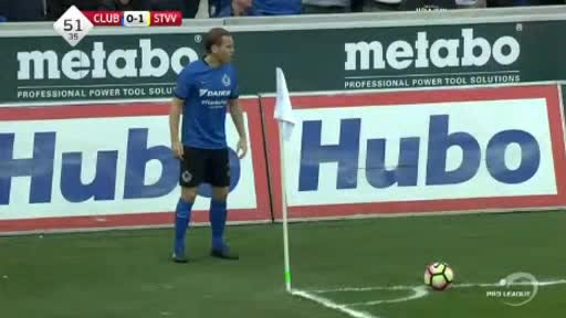 Club Brugge St. Truiden goals and highlights