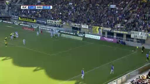 Roda Groningen goals and highlights