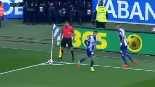 Deportivo La Coruna Barcelona goals and highlights