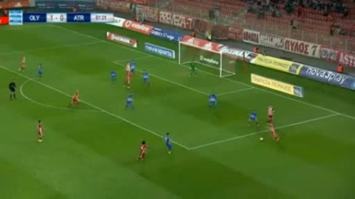 Olympiakos Atromitos goals and highlights