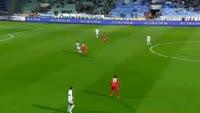 Mbilla Etame scores in the match Rizespor vs Antalyaspor