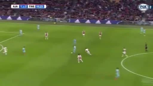 Ajax Twente goals and highlights