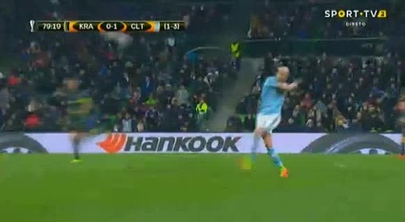 Krasnodar FK Celta Vigo goals and highlights